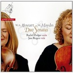 Mozart and Haydn Duo Sonatas | Channel Classics | NZ $33